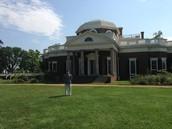 Monticello - Jefferson