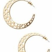 Avalon Crescent Hoops - Orig. 29.00 NOW $10.00