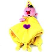 Bumba laken met roze huidskleur.