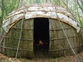 This is a wigwam.