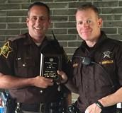 Hendricks County Sheriff's Deputy Sam Chandler