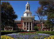About Baylor University