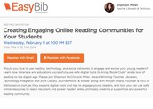 Creating Engaging Online Reading Communities
