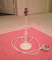 Candlestick Lamp (without shade)