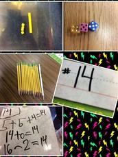 Everyday Math - Fact Power