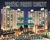 Vascon Forest County Kharadi Is An Treasured Necessity