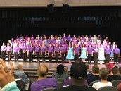 Last Week's Choir Concert was amazing!