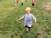 Onto the Hula Hoop Event!