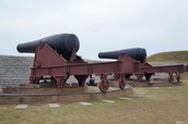 Fort Moultrie, South Carolina