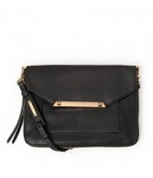Tia Crossbody Bag - Black