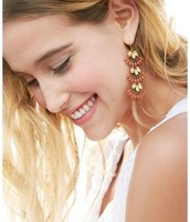 Coral Kay Earrings, current retail price £45, my sample sale price £35