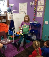 Gingerbread Man from Mexico by Addie