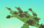 exiting terrain!