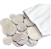 Please Don't Forget to Send in 25 (Silver) Coins for Friday's Bingo Game!