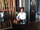 AT HARDROCK HOTEL PUNTA C. IN THE CARRIBEAN ISLAND