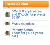 Salas Chat