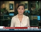 newsacaster