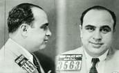 Capone in prison
