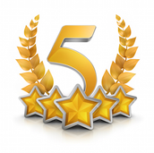 5 out of 5 star rating