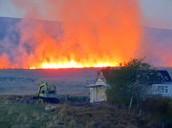 A Devastating Fire