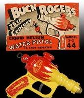 Buck Rogers rocket pistol