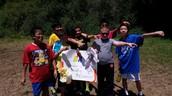 Mini-Olympics: Steven's Group