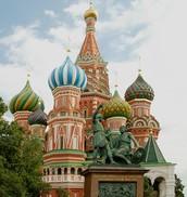 A Russian castle