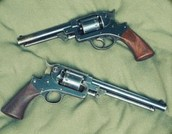 """A most commonly used """"Small arm"""" of the civil war."""