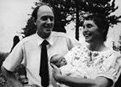 Roald Dahl's parents
