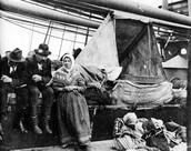 When the Immigrants arrived at Ellis Island