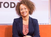 Rachel Dolezal takes heat after it was discovered she was raised by white parents.