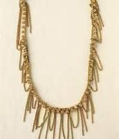 Alexa Fringe Necklace