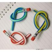 Bendy Pencils!