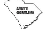 South Carolina Shape