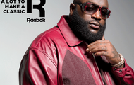 Rick Ross when signed with Reebok