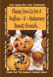 Come Saturday Morning for Muffins and Makeovers!!