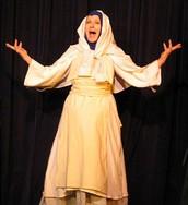 Lady Capulet Reaction