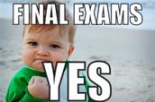 Underclassmen Exams