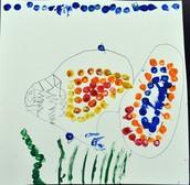 Dawud's Pointillism Fish