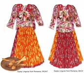 Romanian Clothing