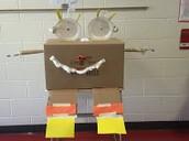 PES - Engineering Week Junk Box Wars Creations