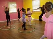 Little Feet Dance Studio