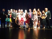 One Act Play Won First Place at Regionals...Headed to State!