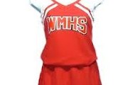 Cheerleading outfit