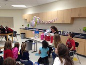 Mrs. Ford's Surprise Baby Shower 2