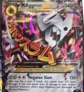 Mega Aggron ex