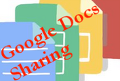 Google Docs/Drive Sharing
