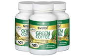 L'integratore alimentare Svetol Green Coffee