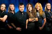 2.Iron Maiden
