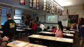 Mrs. Crnich's classroom
